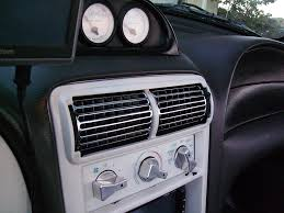 car air conditioning vent. 94-04 mustang ac vent kit 4 pc. 5 for afm members-pict0007 car air conditioning r