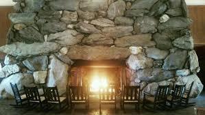 Black Lake And Beyond Grove Park Inn Fireplace  DactusGrove Park Inn Fireplace