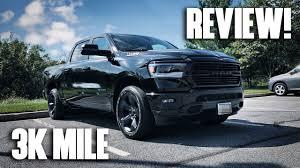 3,000 Mile Review! 2019 RAM 1500 5.7L HEMI Truck (Laramie, Limited, Big Horn, Lone Star)