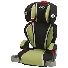 3 graco high back turbo booster car seat
