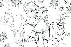 frozen coloring pages disney frozen coloring pages
