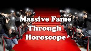 How To See Massive Fame Through Horoscope Vedic Astrology