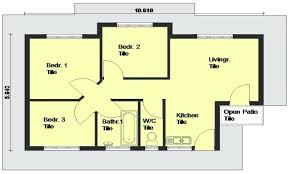 3 bedroom small house design philippines home plans low cost plan budget fresh bud full size