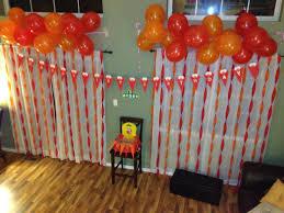interior design amazing 1st birthday decoration themes