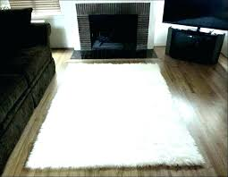 faux fur rugs ikea faux fur area rug sheepskin awesome white rugs for living room worksheets