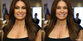 kimberley guilfoyle looks better without the clown makeup