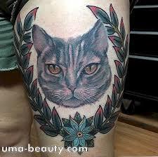 55 Tetování Potěší A Inspirovat Ty Kteří Mají Rádi Kočky Kosmetika