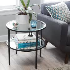 tips for decorating accent tables