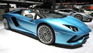 lamborghini car 2018. lamborghini last year delivered a record number of cars, including models such as this aventador s roadster. car 2018