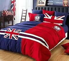 british flag comforter set flag bedding sets stripe quilt duvet cover bedspreads pillowcases bed in a