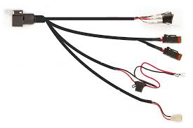 wiring harness plug play ezy fit harness wiring harness plug play ezy fit harness dual output