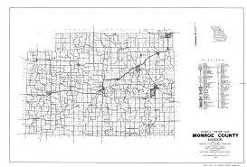 missouri county map Monroe County Ohio Road Map Monroe County Ohio Road Map #33 road map of monroe county ohio