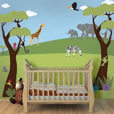 Safari Bedroom Decorating Jungle Bedroom Decorating Ideas