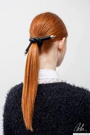 tanya taylor fall 2016 hair
