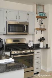 step by step beginners guide on how to paint kitchen cabinets tutorial with instructional