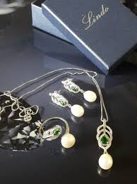 2018 <b>Most fashionable</b> Natural Pearl sets for women AAAA <b>high</b> ...
