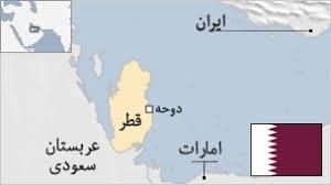 نتیجه تصویری برای نقشه قطر