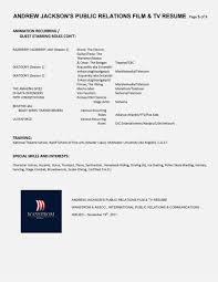 Pr Resume Examples 60 Public Relations Resume Example Sample Resumes PR resumes 34