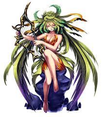 Siren Summon from Final Fantasy: Brave Exvius | Final fantasy art ...