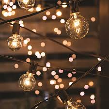Lighting Strings. 20-light 19 Ft. Globe String Lights Strings T  Qtsi.co