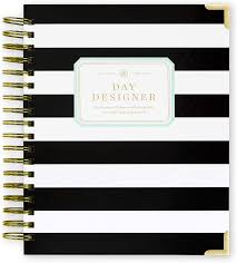 Day Designer The Strategic Planner And Daily Agenda Amazon Com Day Designer 2019 2020 Daily Life Planner And
