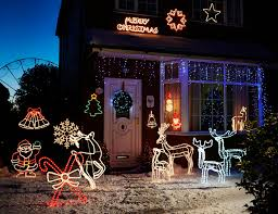 Outdoor Christmas Lights Christmas Lights Outside Decoration Ideas Decorations Images Of