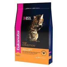 <b>Корма Eukanuba</b> для кошек: купить в интернет-магазине на ...