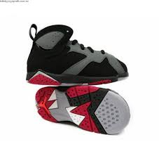 nike 8c. nike toddler air jordan 7 retro black/pink 705418 008 sz 2c-8c new nike 8c