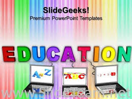 Powerpoint Backgrounds Educational Online Education Technology Powerpoint Background Powerpoint