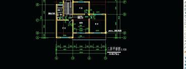 amazing using autocad to draw house plans or house plan using luxury apartment floor plan drawing