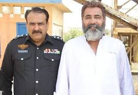 """Pakistani Cinema on Twitter: """"#Exclusive: Meet SSP Tariq Islam, the man who  is playing the role of SSP Ch. Aslam in his biopic #Chaudhry. Tariq Islam  has been partner with Ch. Aslam"""