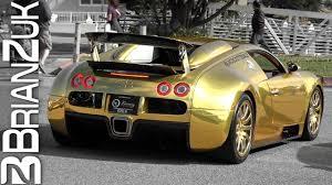 $5.8m bugatti divo (2019) the best hypercar? Gold Bugatti Veyron Youtube