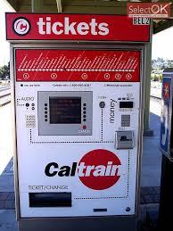 Vta Ticket Vending Machine Locations Cool Thursday Caltrain Board Considers Another Fare Increase Green