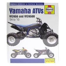 manual haynes for 2006 yamaha yfz 450 v quad 5tgf 5tgj image is loading manual haynes for 2006 yamaha yfz 450 v