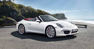 Sport Cars: Porsche 911 Carrera 4 GTS Cabriolet Hd Wallpapers 2012