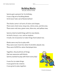 2nd Grade Reading Comprehension   Page 2 of 10   Have Fun Teaching