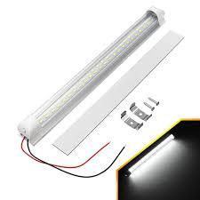 48 Light Bar Dc12 24v 5730smd 48 Led Rigid Strip Grill Light Bar Hard Tube Cabinet Lamp