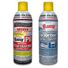 gratifying garage door lubricant spray