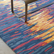 luxury blue and orange area rugs ( photos)  home improvement
