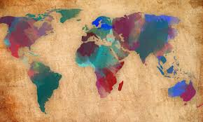 World Map Wallpaper Hd Pixelstalk Net