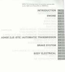 1996 toyota supra turbo repair shop manual supplement original 1995 Toyota Supra Wiring Diagram Manual Original covers all 1996 toyota supra models with the turbo this supplement covers repairs to the turbo model that are different from the standard supra Toyota Supra Ignition Wiring Diagram