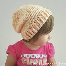 Hipster Beanie Crochet Pattern Beauteous Simply Slouchy Beanie Toddler Child Crochet Pattern The