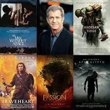 Mel Gibson Filmography (2018 Edition ...