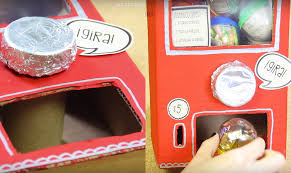 How To Make A Vending Machine Out Of A Shoebox Best How To Make The Cutest DIY Vending Machine You've Ever Seen
