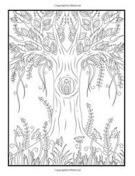 amazon magical forest an coloring book with enchanted forest s