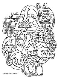 angry birds coloring book new angry birds drawing at getdrawings