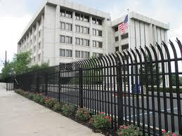 Decorative Security Fencing Data Center Perimeter Security Solutions Ameristar Fence