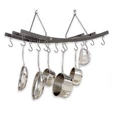 Kitchen Pot Rack Making Kitchen Pot Rack Designing A Kitchen With A Hanging