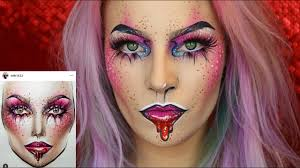 Milk1422 Colorful Face Chart Recreation I Reallymili