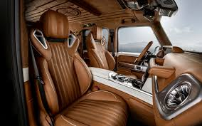 Everything from the exterior to. Mercedes Benz G63 Amg Yachting Edition Carlex Design